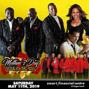 Mother's Day Soul Music Fest at Smart Financial Centre - May 11