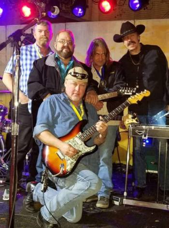 Apr  26 The Posse Band at Firehouse Saloon - April 26, 2019
